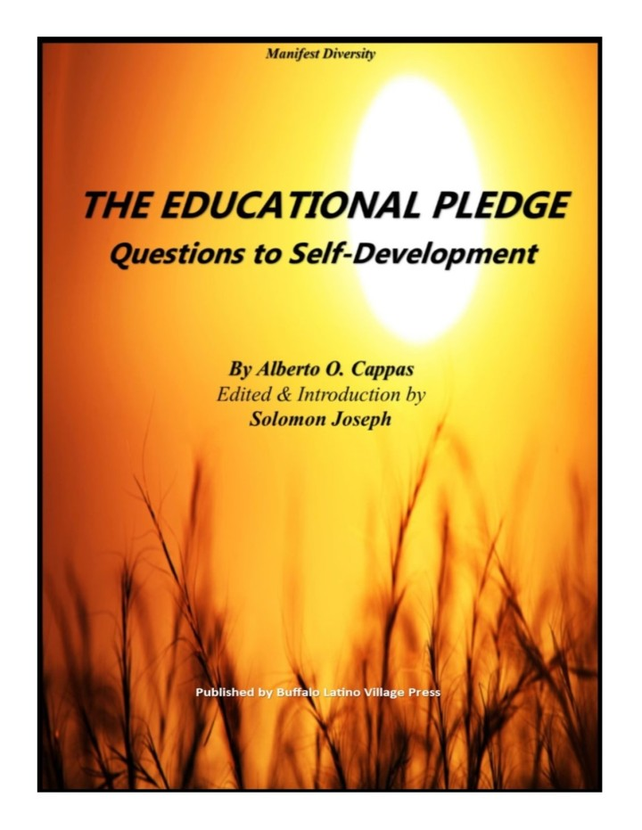 Cover Page The Educational Pledge.pub