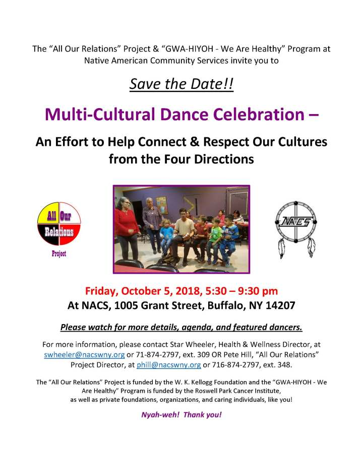 save the date multicultural dance 10-5-18